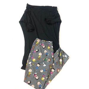 d9ac8cc23c6d61 Women Snoopy Pants on Poshmark